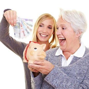 Sitemap Rentenversicherung