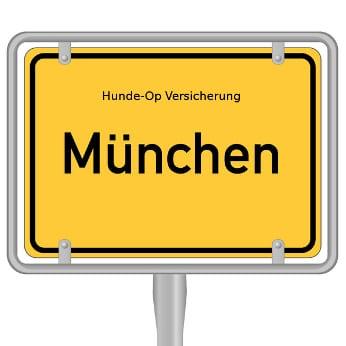 Hunde-Op Versicherung München
