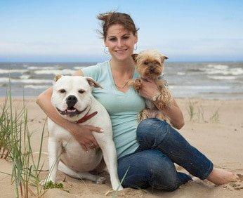 Reiserücktrittsversicherung für Reisen mit Hund