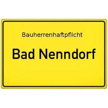 Bauherrenhaftpflicht Bad Nenndorf