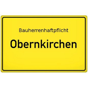 Bauherrenhaftpflicht Obernkirchen