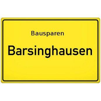 Bausparen Barsinghausen