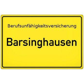 Berufsunfähigkeitsversicherung Barsinghausen