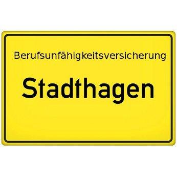 Berufsunfähigkeitsversicherung Stadthagen