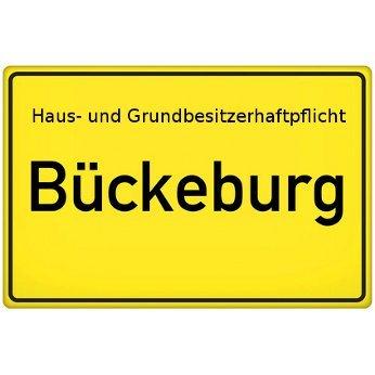 Haus- und Grundbesitzerhaftpflicht Bückeburg