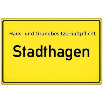 Haus- und Grundbesitzerhaftpflicht Stadthagen