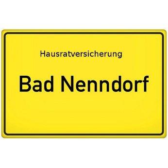 Hausratversicherung Bad Nenndorf