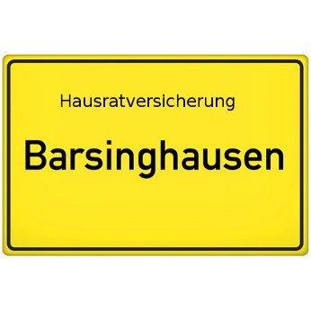 Hausratversicherung Barsinghausen