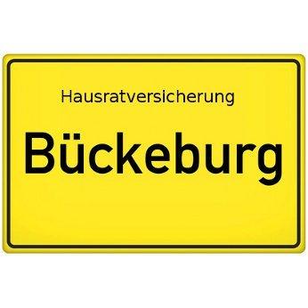 Hausratversicherung Bückeburg