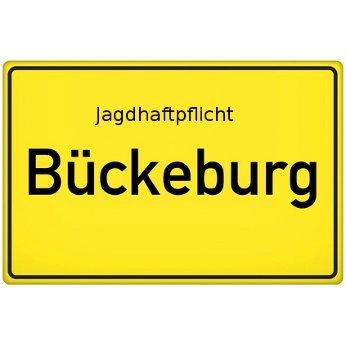 Jagdhaftpflicht Bückeburg