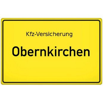 Kfz-Versicherung Obernkirchen