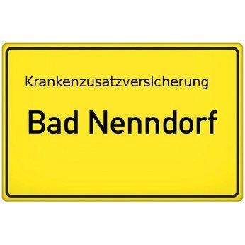 Krankenzusatzversicherung Bad Nenndorf