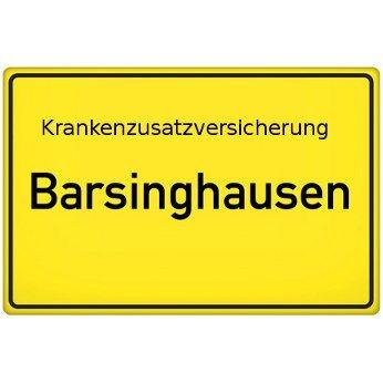 Krankenzusatzversicherung Barsinghausen
