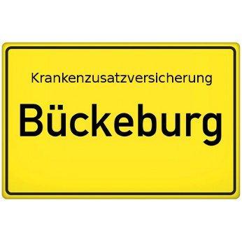 Krankenzusatzversicherung Bückeburg