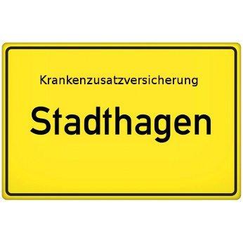 Krankenzusatzversicherung Stadthagen