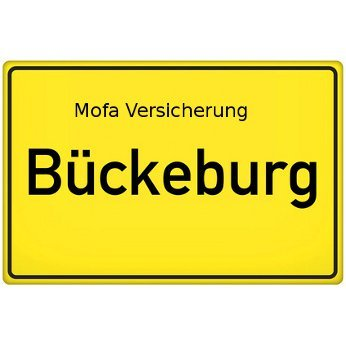 Mofa Versicherung Bückeburg