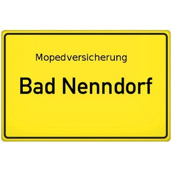 Mopedversicherung Bad Nenndorf