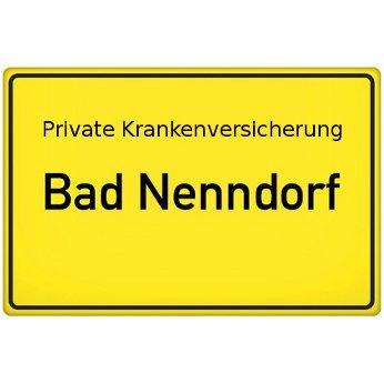Private Krankenversicherung Bad Nenndorf