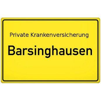 Private Krankenversicherung Barsinghausen