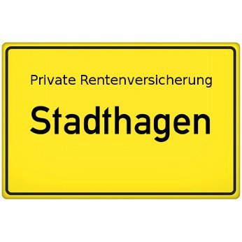Private Rentenversicherung Stadthagen