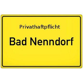 Privathaftpflicht Bad Nenndorf