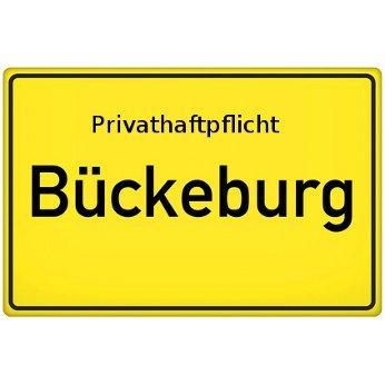 Privathaftpflicht Bückeburg