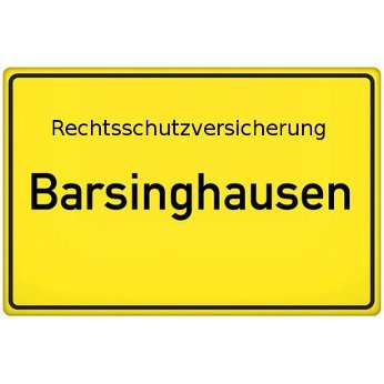 Rechtsschutzversicherung Barsinghausen