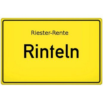 Riester-Rente Rinteln