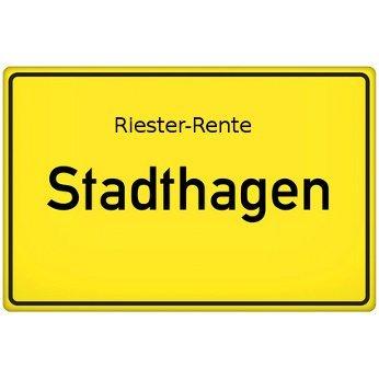 Riester-Rente Stadthagen