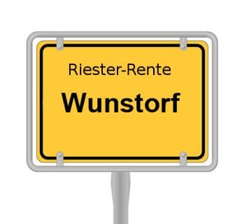Riester-Rente Wunstorf