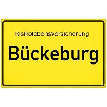 Risikolebensversicherung Bückeburg