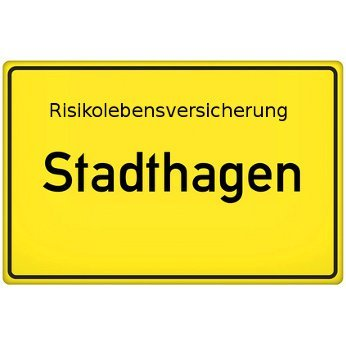 Risikolebensversicherung Stadthagen