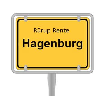 Rürup Rente Hagenburg