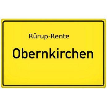 Rürup-Rente Obernkirchen