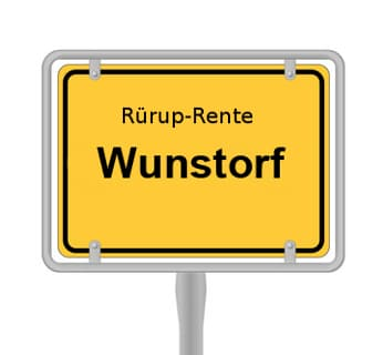 Rürup-Rente Wunstorf