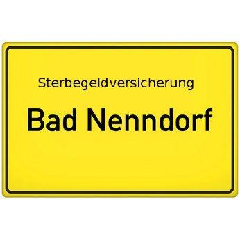 Sterbegeldversicherung Bad Nenndorf