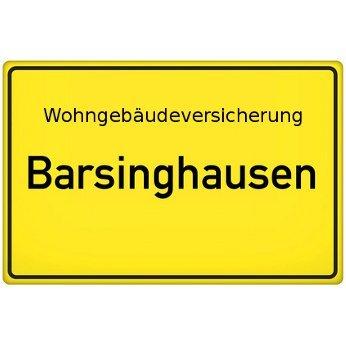 Wohngebäudeversicherung Barsinghausen