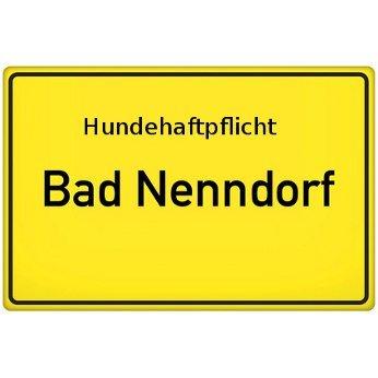 Hundehaftpflichtversicherung Bad Nenndorf