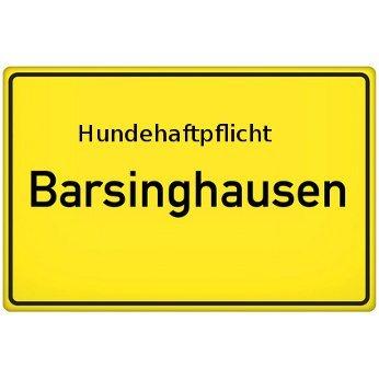 Hundehaftpflichtversicherung Barsinghausen