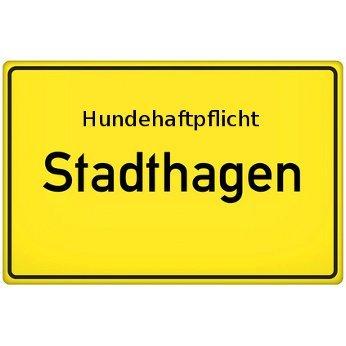 Hundehaftpflichtversicherung Stadthagen