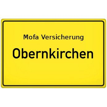 Mofa Versicherung Obernkirchen