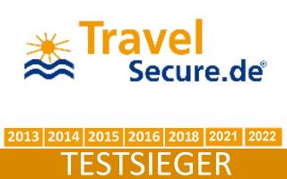 Reiserücktrittsversicherung Testsieger 2018