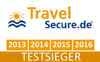 Reiserücktrittsversicherung Test 2016