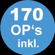 170 OP´s